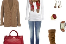 My kinda style / Clothes I would love to own and wear...