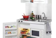 Micro kitchen