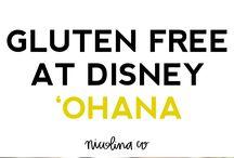 Gluten Free at Disney / Gluten Free Disney Travel