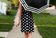 Black & White Fashion!