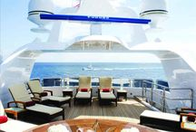 Luxury Yacht!