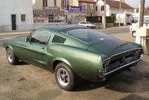 Mustangs + +