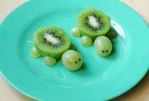gyümölcs & zöldség figura