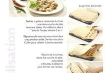 recettes tupperware