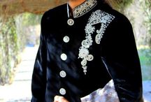 Groom Style / Capturing the colourful Indian wedding fashion trends for handsome grooms in all its traditional glory.