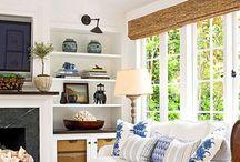 COASTAL HOMES / Beautiful and inspirational coastal home interior decorating, design, and architecture.