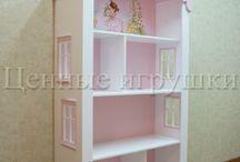 """Детская мебель """"Ценные-игрушки"""" для мальчиков и девочек. / Авторская детская игровая мебель и игрушки ручной работы. Дизайн детской. Детская мебель. Роспись детской мебели."""