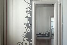 Wand-plafonddecoratie