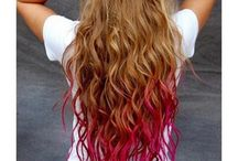 Hair <3 / You will find cute hairstyles and hair tips on this board! Fill free to follow!!