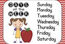 Homeschooling-DaysOfAWeek