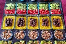 Meal Prep Motivation / Tips & inspo for healthy meal prep.