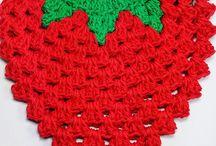Tejido en crochet