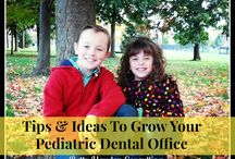 Back to School with Healthy Smiles - Dental Social Media Content / How to keep smiles healthy and safe at school