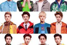 Korean celebrities♥