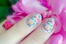 Nails / #nails #nailsart #nailartparty #manicure #uñas #uñasart #belleza