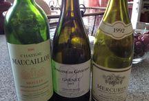 Des moments et des vins / Des bouteilles partagées avec ceux que j aime