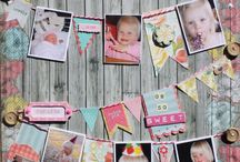 Banners / by All Scrapbook Steals