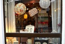 LIFE -Cute places- / Cafés and bookstores and cobbled streets...