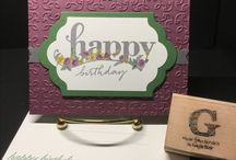 Happy Wishes Stampin Up