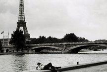 La dame de fer / la tour Eiffel