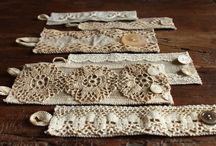 Doilies and lace