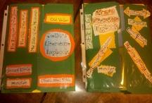 lapbooking/notebooking / by Sandra Muncy