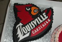 Louisville Cardinals / CARDS  / by Debbie Farris