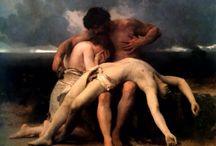 Painting. William Adolphe Bouguereau