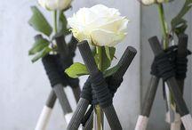 gėlės-puokštės