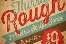 Cool fonts / by Nicolas Willot