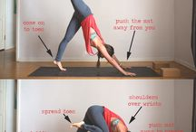 Yoga Moves / by Susan Forner