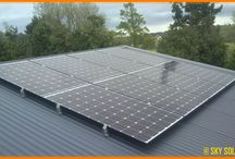 Solar Energy Panels Installation / We are install solar system in your house and business property, and this is your own power station.