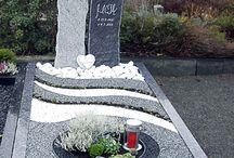 hroby vyzdoba