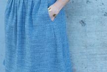 free women's skirt pattern + tutorials