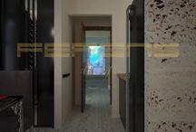 FERENS design - projekty / mieszkania 85 MKW