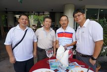 Golf Passion Group Inaugural Tee-Off Launch / [SPGG Event: 25 Dec 15] SPGG Sports Interest Group was launched as Golf Passion Group with exciting golf activities planned for members and attractive lucky dip prizes to be won.