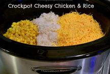 CrockPot Meals / by Anna Bille