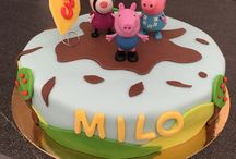 Anniversaire Peppa Georges pirate