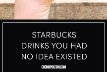 Starbucks creations