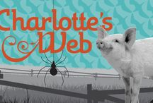 Charlotte's Web at NCT / On stage 10/29/15 - 12/6/15. Adapted by Joseph Robinette from the novel by E.B. White. Directed by NCT Producing Artistic Director Scot Copeland