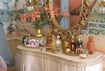 dressers interior designes miniatures