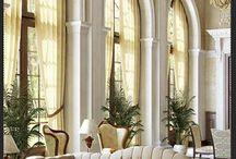 Interiør /luxeriøse hjem