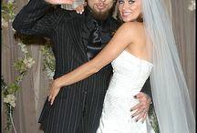 Halloween Inspiration: Wacky Celebrity Weddings