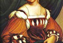 Beautiful Renaissance Women
