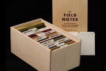 Field Note Journal Love