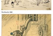 The Marvelous Beautiful Eccentric Great and Magnificent World of ANIMATION. / by Alitur Ignotus