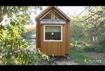 Tiny houses / by Sweet Deals 4 Moms