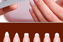 Nails / köröm