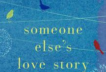 Your Book Club on a Board - Someone Else's Love Story