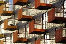 Østerås fasade
